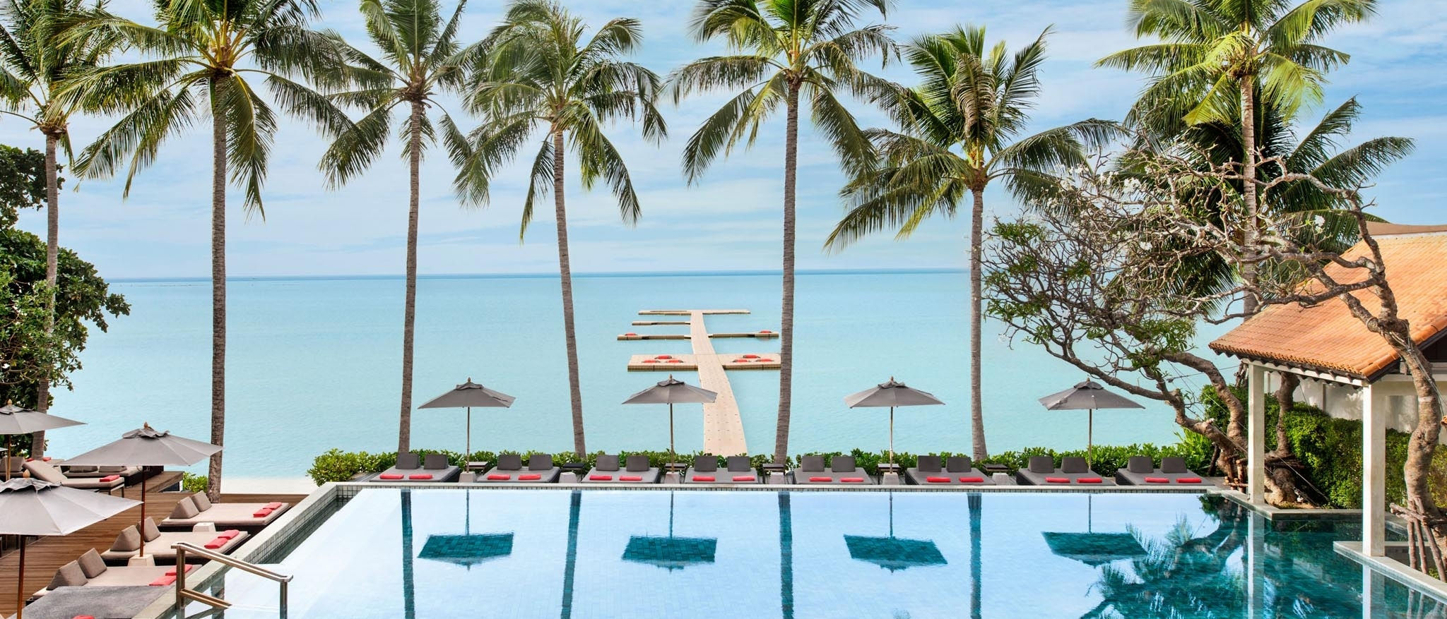 Le Méridien Koh Samui Resort & Spa | Infinity Pool